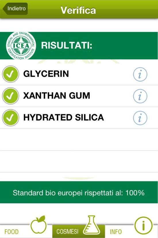 Icea Check, finalmente una App per valutare prodotti e cosmetici