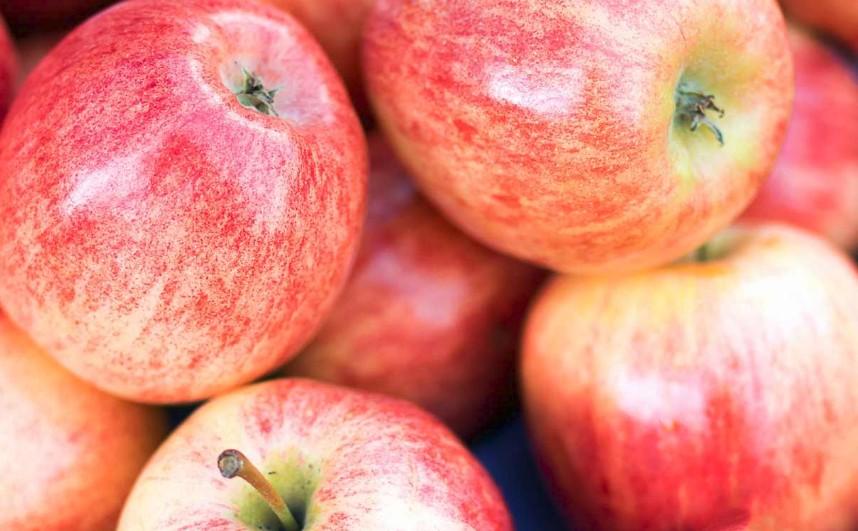 Un dolcetto per tutte le nostre bimbe con le mele Pink Lady